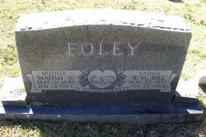 SULLIVAN FOLEY, NAOMI - Lawrence County, Arkansas | NAOMI SULLIVAN FOLEY - Arkansas Gravestone Photos