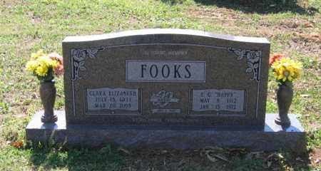 "FOOKS, ELMER GLEN ""HAPPY"" - Lawrence County, Arkansas 