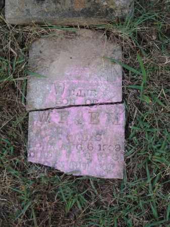 FORBIS, WILLIE - Lawrence County, Arkansas | WILLIE FORBIS - Arkansas Gravestone Photos