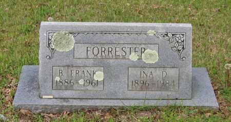 FORRESTER, INA DORA - Lawrence County, Arkansas | INA DORA FORRESTER - Arkansas Gravestone Photos