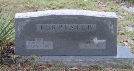 GEORGE FORRESTER, SELMA NAOMI - Lawrence County, Arkansas | SELMA NAOMI GEORGE FORRESTER - Arkansas Gravestone Photos