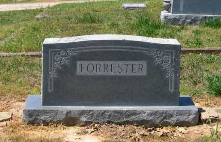 FORRESTER FAMILY STONE,  - Lawrence County, Arkansas    FORRESTER FAMILY STONE - Arkansas Gravestone Photos