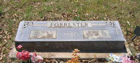 FORRESTER, MARIE M. - Lawrence County, Arkansas | MARIE M. FORRESTER - Arkansas Gravestone Photos