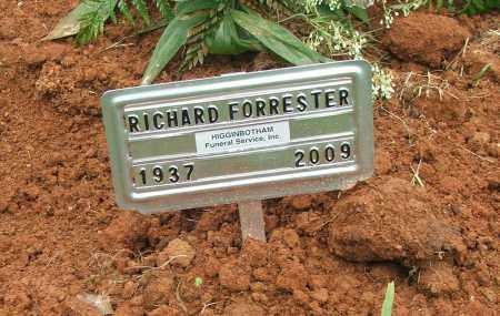 FORRESTER, RICHARD - Lawrence County, Arkansas   RICHARD FORRESTER - Arkansas Gravestone Photos