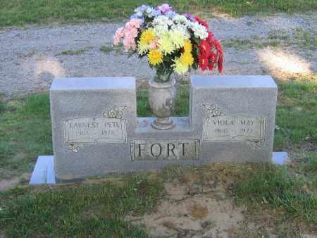 FORT, VIOLA MAY - Lawrence County, Arkansas | VIOLA MAY FORT - Arkansas Gravestone Photos