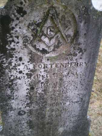 FORTENBERRY, REV., ABSALOM - Lawrence County, Arkansas | ABSALOM FORTENBERRY, REV. - Arkansas Gravestone Photos