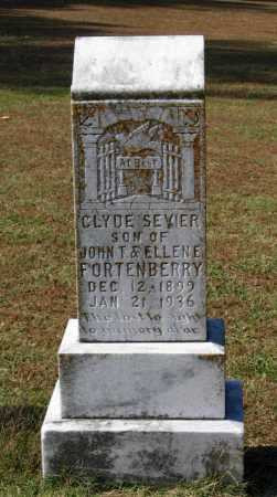 FORTENBERRY, CLYDE SEVIER - Lawrence County, Arkansas | CLYDE SEVIER FORTENBERRY - Arkansas Gravestone Photos
