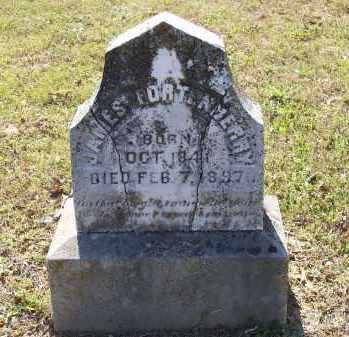 FORTENBERRY (VETERAN CSA), JAMES - Lawrence County, Arkansas | JAMES FORTENBERRY (VETERAN CSA) - Arkansas Gravestone Photos