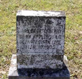 "FORTENBERRY, LUCINDA ""LANSENDA"" - Lawrence County, Arkansas | LUCINDA ""LANSENDA"" FORTENBERRY - Arkansas Gravestone Photos"