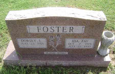 FOSTER, DORSEY LEWIS - Lawrence County, Arkansas | DORSEY LEWIS FOSTER - Arkansas Gravestone Photos