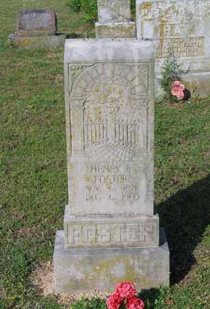 FOSTER, HENRY F. - Lawrence County, Arkansas | HENRY F. FOSTER - Arkansas Gravestone Photos