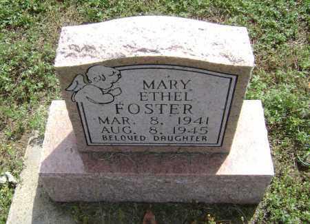 FOSTER, MARY ETHEL - Lawrence County, Arkansas | MARY ETHEL FOSTER - Arkansas Gravestone Photos
