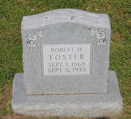 FOSTER, ROBERT H. - Lawrence County, Arkansas | ROBERT H. FOSTER - Arkansas Gravestone Photos