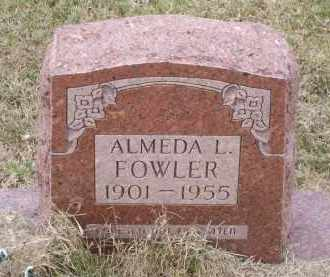 FOWLER, ALMEDA L. - Lawrence County, Arkansas | ALMEDA L. FOWLER - Arkansas Gravestone Photos