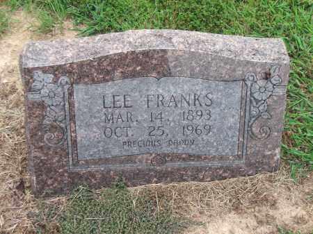 FRANKS, LEE - Lawrence County, Arkansas | LEE FRANKS - Arkansas Gravestone Photos