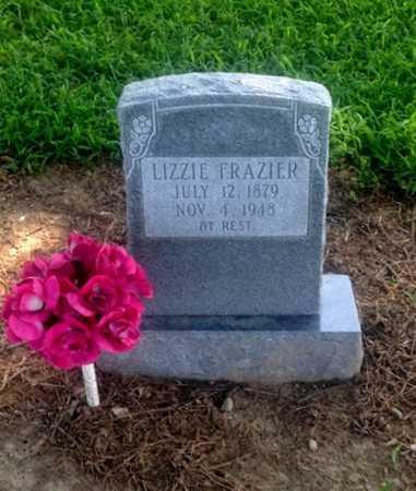 "FRAZIER, ELIZABETH ""LIZZIE"" - Lawrence County, Arkansas | ELIZABETH ""LIZZIE"" FRAZIER - Arkansas Gravestone Photos"