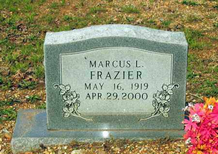 FRAZIER, MARCUS L. - Lawrence County, Arkansas | MARCUS L. FRAZIER - Arkansas Gravestone Photos