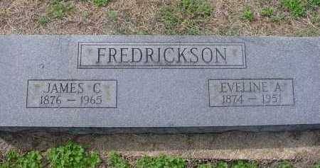 FREDRICKSON, EVELINE AMANDA - Lawrence County, Arkansas   EVELINE AMANDA FREDRICKSON - Arkansas Gravestone Photos