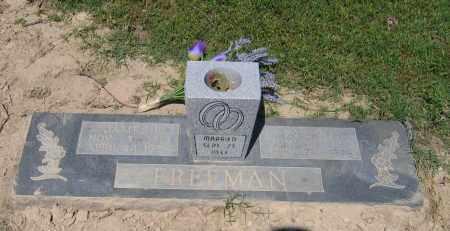 FREEMAN, VELMA EVELYN - Lawrence County, Arkansas | VELMA EVELYN FREEMAN - Arkansas Gravestone Photos