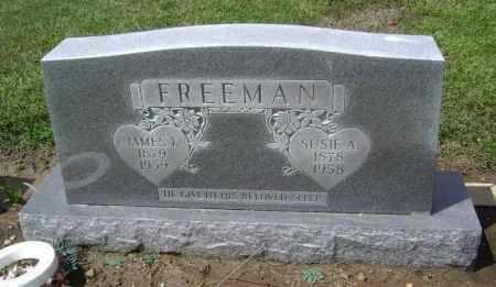 FREEMAN, JAMES I. - Lawrence County, Arkansas | JAMES I. FREEMAN - Arkansas Gravestone Photos
