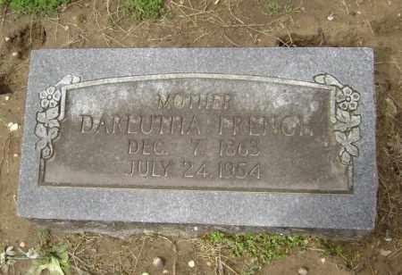 FRENCH, DARLUTHA - Lawrence County, Arkansas | DARLUTHA FRENCH - Arkansas Gravestone Photos