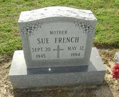 FRENCH, SUE - Lawrence County, Arkansas | SUE FRENCH - Arkansas Gravestone Photos