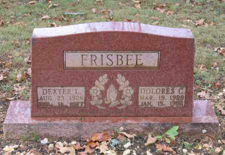 FRISBEE, DOLORES C. - Lawrence County, Arkansas | DOLORES C. FRISBEE - Arkansas Gravestone Photos