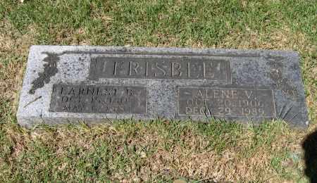 FRISBEE, ERNEST B. - Lawrence County, Arkansas | ERNEST B. FRISBEE - Arkansas Gravestone Photos