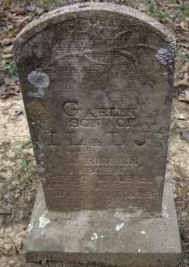 FRISBEE, GARLIN - Lawrence County, Arkansas | GARLIN FRISBEE - Arkansas Gravestone Photos