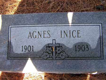 FRIZZELL, AGNES INICE - Lawrence County, Arkansas | AGNES INICE FRIZZELL - Arkansas Gravestone Photos