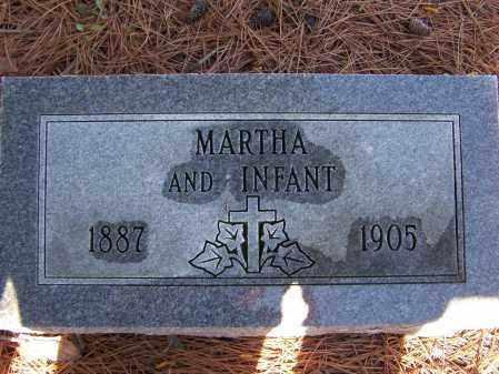 FRIZZELL JAMES, MARTHA - Lawrence County, Arkansas | MARTHA FRIZZELL JAMES - Arkansas Gravestone Photos