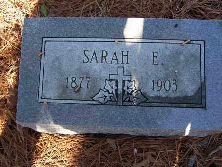 FRIZZELL, SARAH E. - Lawrence County, Arkansas | SARAH E. FRIZZELL - Arkansas Gravestone Photos