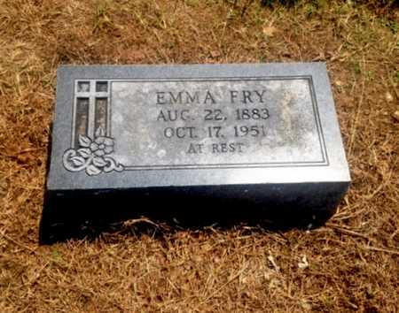 TRUXLER FRY, EMMA - Lawrence County, Arkansas | EMMA TRUXLER FRY - Arkansas Gravestone Photos