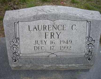 FRY, LAURENCE C. - Lawrence County, Arkansas   LAURENCE C. FRY - Arkansas Gravestone Photos