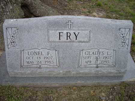 FRY, GLADYS L. - Lawrence County, Arkansas | GLADYS L. FRY - Arkansas Gravestone Photos