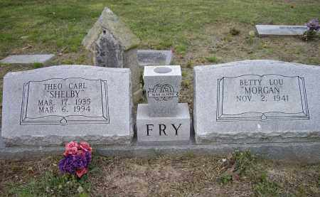 "FRY, THEO CARL ""SHELBY"" - Lawrence County, Arkansas | THEO CARL ""SHELBY"" FRY - Arkansas Gravestone Photos"