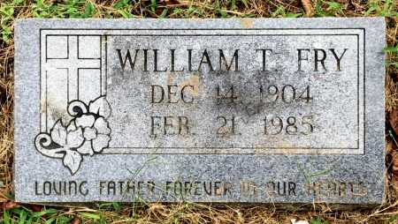 FRY, WILLIAM THOMAS - Lawrence County, Arkansas | WILLIAM THOMAS FRY - Arkansas Gravestone Photos