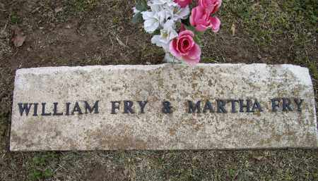 FRY, WILLIAM - Lawrence County, Arkansas | WILLIAM FRY - Arkansas Gravestone Photos