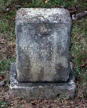 FULLINGTON, LEWIS CECIL - Lawrence County, Arkansas | LEWIS CECIL FULLINGTON - Arkansas Gravestone Photos