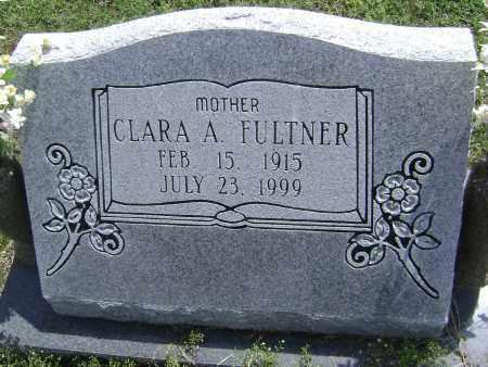 FULTNER, CLARA ALENE - Lawrence County, Arkansas | CLARA ALENE FULTNER - Arkansas Gravestone Photos
