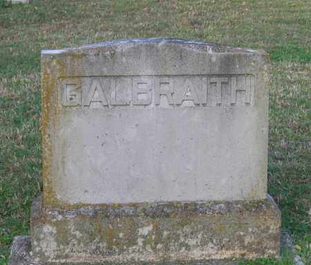 GALBRAITH FAMILY STONE,  - Lawrence County, Arkansas |  GALBRAITH FAMILY STONE - Arkansas Gravestone Photos