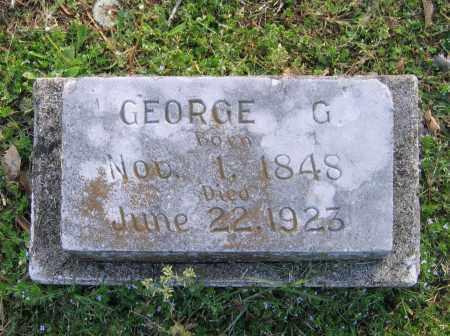 GALBRAITH, GEORGE G. - Lawrence County, Arkansas | GEORGE G. GALBRAITH - Arkansas Gravestone Photos