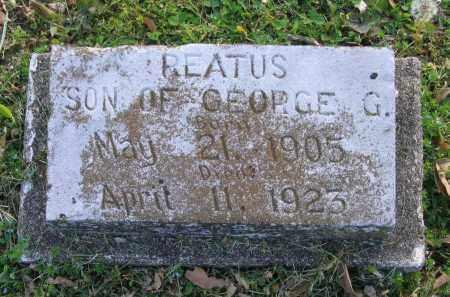 GALBRAITH, REATUS - Lawrence County, Arkansas   REATUS GALBRAITH - Arkansas Gravestone Photos
