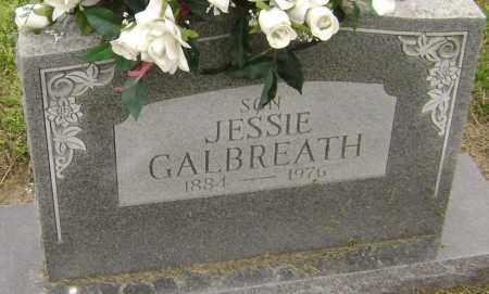 GALBREATH, JESSIE - Lawrence County, Arkansas | JESSIE GALBREATH - Arkansas Gravestone Photos