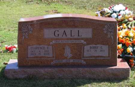 "GALL, CLARENCE EMERY ""POOKIE"" - Lawrence County, Arkansas 