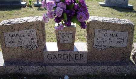 GARDNER, GEORGE WASHINGTON - Lawrence County, Arkansas | GEORGE WASHINGTON GARDNER - Arkansas Gravestone Photos