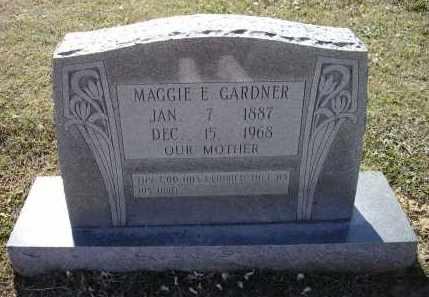 MULLEN GARDNER, MAGGIE EUNICE - Lawrence County, Arkansas | MAGGIE EUNICE MULLEN GARDNER - Arkansas Gravestone Photos