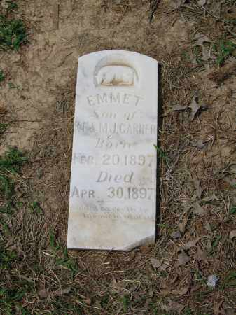GARNER, EMMET - Lawrence County, Arkansas | EMMET GARNER - Arkansas Gravestone Photos