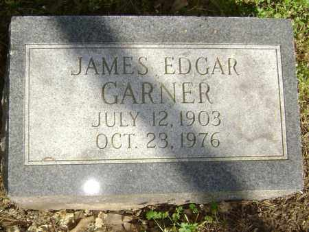 GARNER, JAMES EDGAR - Lawrence County, Arkansas   JAMES EDGAR GARNER - Arkansas Gravestone Photos