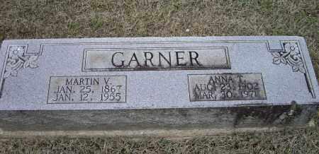 "GARNER, ANNA T. ""JIGGS"" - Lawrence County, Arkansas | ANNA T. ""JIGGS"" GARNER - Arkansas Gravestone Photos"
